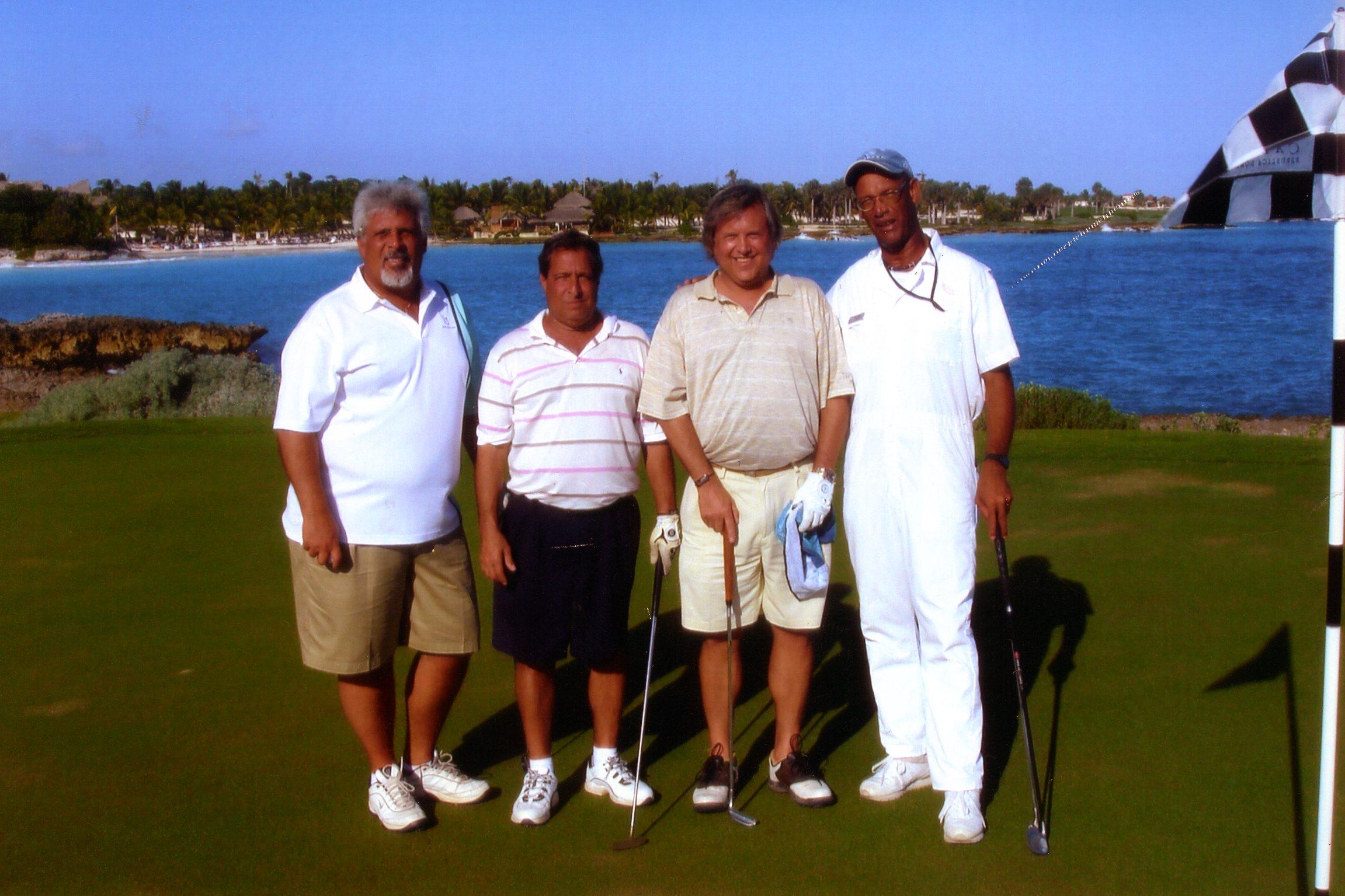 Cap Cana DR Golf Kevin Kolenda