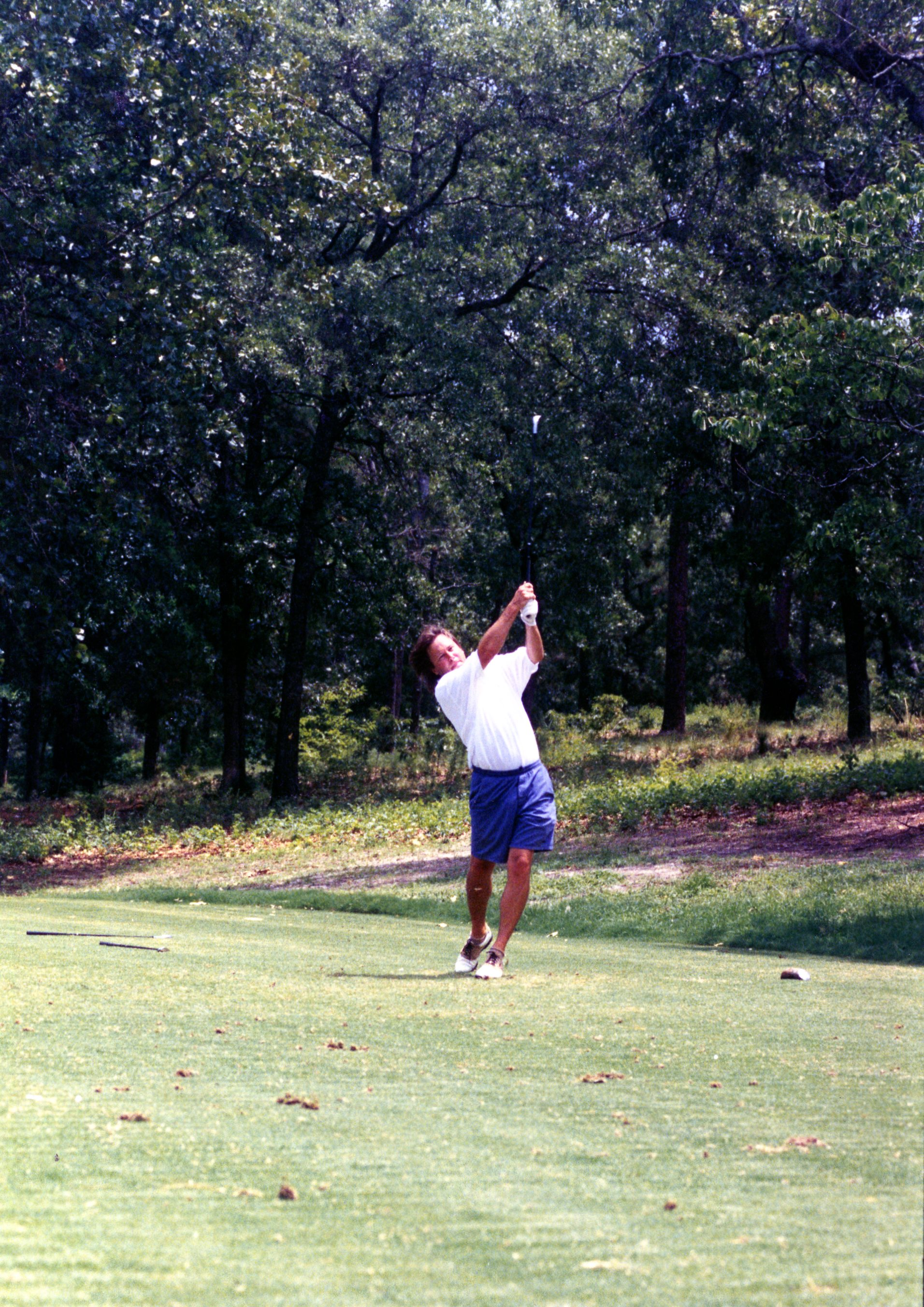 Crumpin Fox Golf Kevin Kolenda
